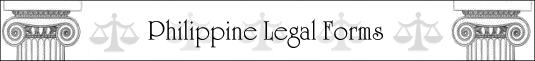 Free Legal Forms, Contracts & Agreements Banner
